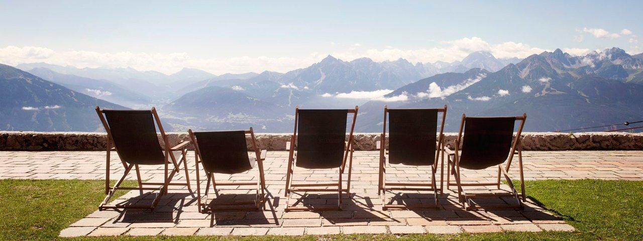 Seegrube Innsbruck, © Tirol Werbung/Verena Kathrein