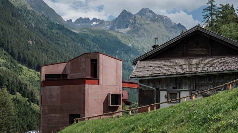 The Alpine Ibex Centre in the Pitztal Valley, © Tiroler Steinbockzentrum