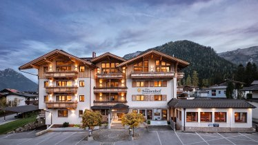 Sonnenhof Genusshotel - Außenansicht, © Hotel Sonnenhof