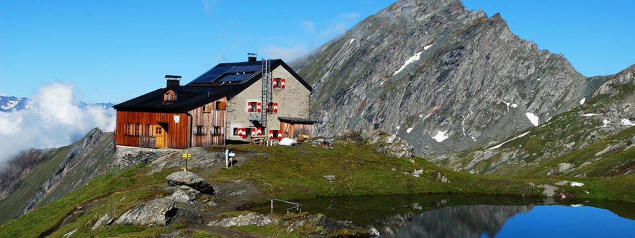 Eagle Walk Stage O6: Sudetendeutsche Hütte, © DAV