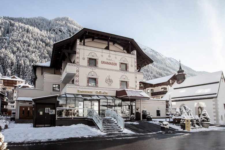 The Hotel Gramaser in Ischgl. , © Huber Webmedia – Philipp Huber