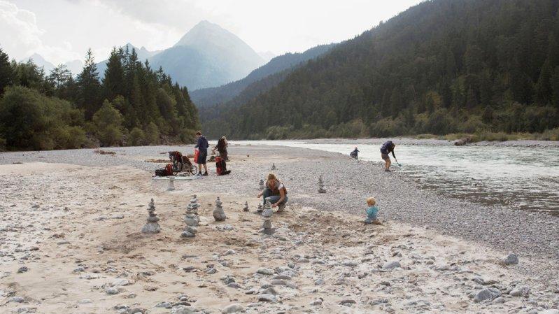 Tiroler Lech Nature Park, © Verena Kathrein