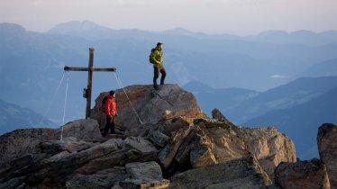 Summit hike to the Ahornspitze, © Bernd Ritschel