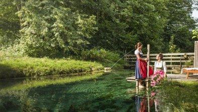 Die Blaue Quelle, © Kufsteinerland