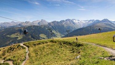Isskogel Trail in Gerlos, © Zillertal Arena
