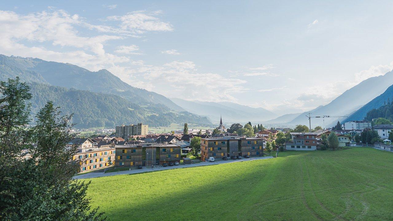 Jenbach in summer, © TVB Silberregion Karwendel