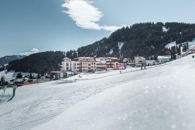 Ski In – Ski Out: The Schlosshotel Fiss. , © Schlosshotel Fiss – Mike Rabensteiner