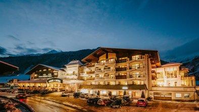 Außenansicht - Alpenhotel Kindl
