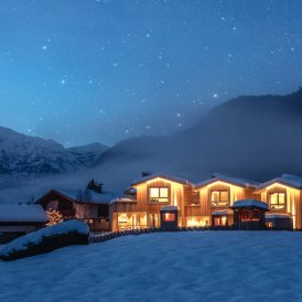 alpegg Chalets in winter, © alpegg Chalets