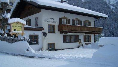 Winterbild Sonnenberg