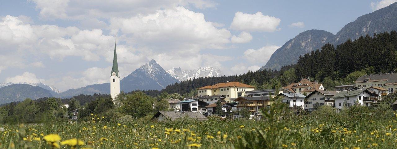 Kirchbichl in summer, © Kitzbüheler Alpen/West.Fotostudio