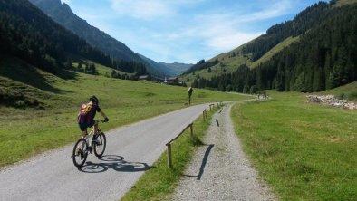 Mountainbikeparadies, © TVB Kitzbüheler Alpen Brixental