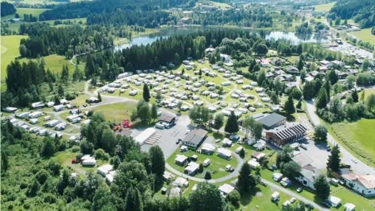 Camping Schwarzsee, © Bruggerhof Camping