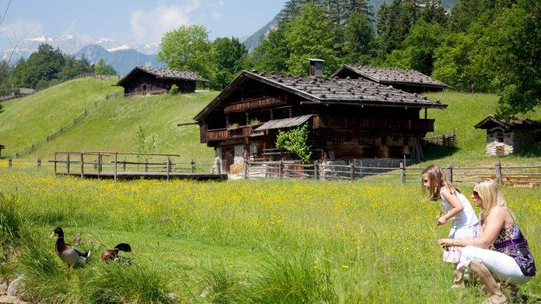 Tirol Farmstead Museum, © Alpbachtal Tourismus