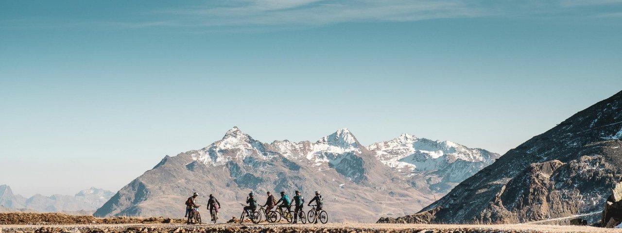 Ollweite Line in the Bike Republic Sölden, © Ötztal Tourismus