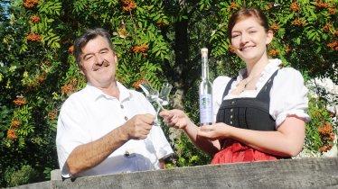 Maria & Franz Hörtnagl (c) Agrarmarketing-Tirol, © Agrarmarketing-Tirol
