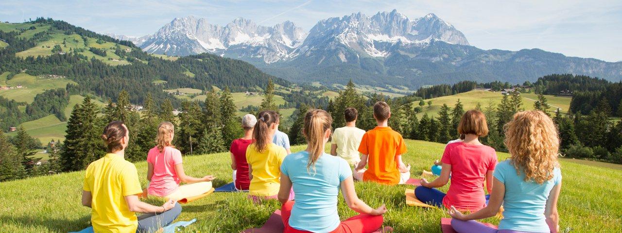 Yoga in Tirol, © Sivananda Yoga Seminarhaus