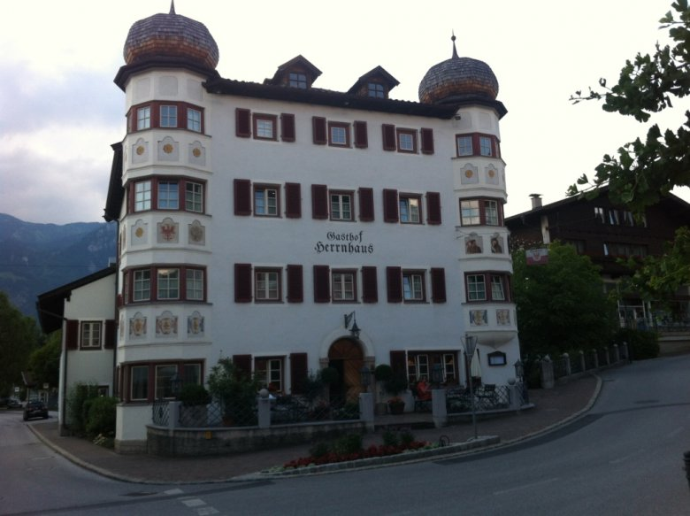 Gasthof Herrnhaus in Brixlegg, Photo Credit: Gasthof Herrnhaus