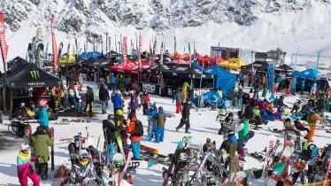 Snowboard Museum, © Kaunertaler Gletscherbahnen