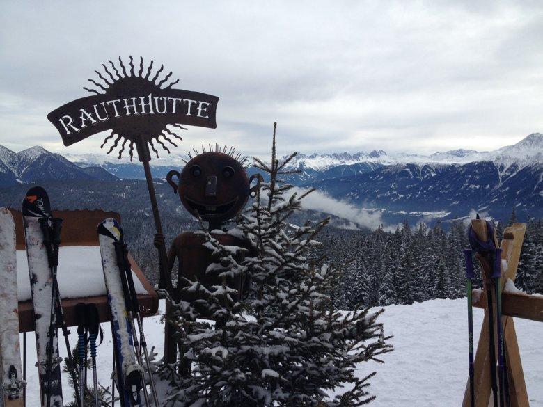 Rauthuette Tirol Leutasch