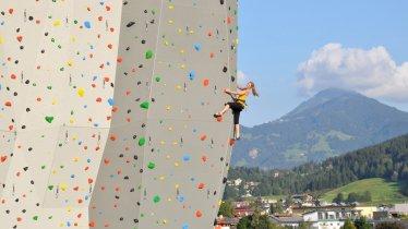 Wörgl Climbing Centre, © Kletterhalle Wörgl