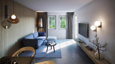 Apart-Suite Villa Rosa Living