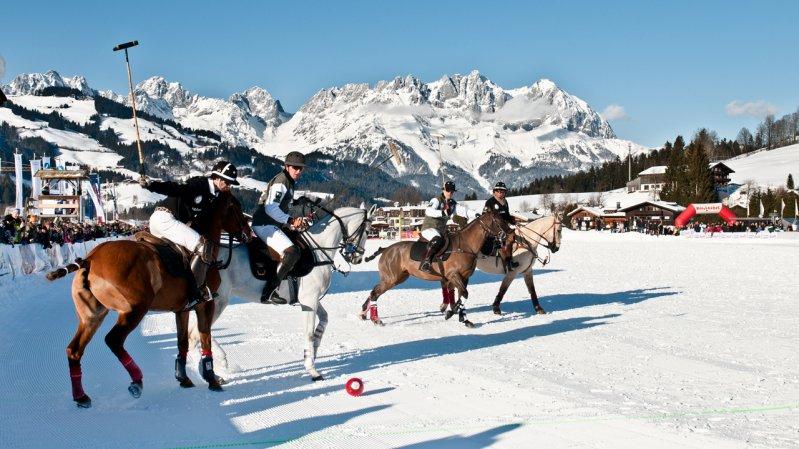 Snow Polo in Kitzbuehel, © Michael-Werlberger