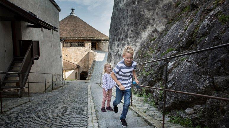 Kufstein Fortress, © Kufsteinerland - Lolin