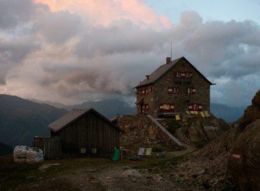 Erlanger-Hütte-Ötztal