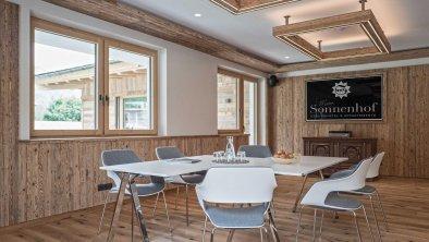 Multimedia-Raum für kleine Gruppen & Seminare, © Hotel Sonnenhof