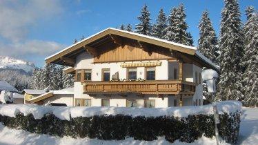 Winterurlaub im Appartement Müller