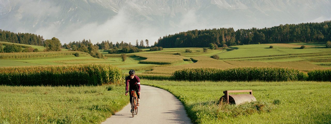Cycling around Innsbruck, © George Marschall