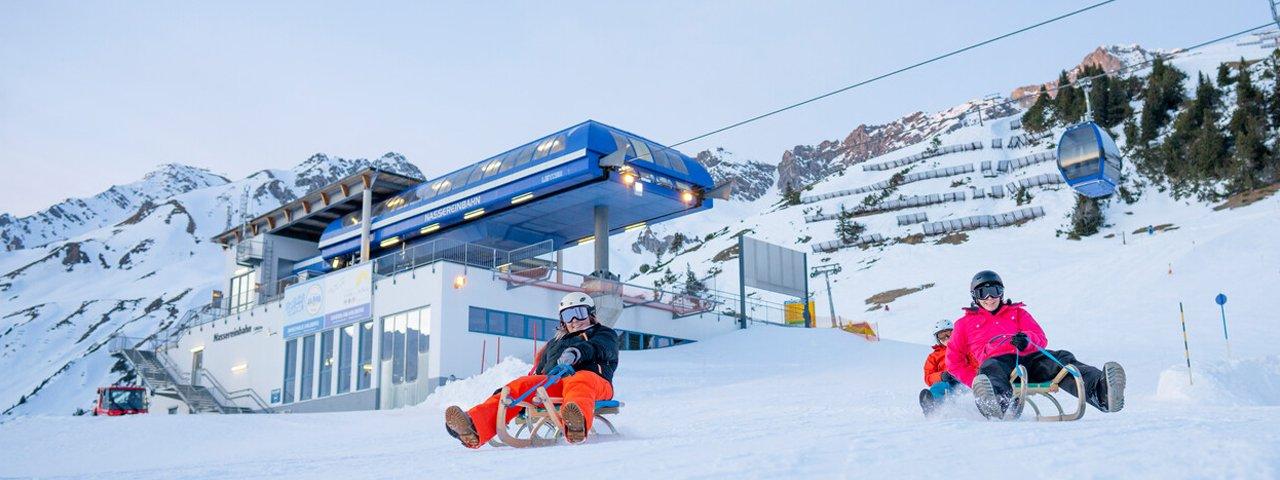 © Arlberger Bergbahnen / Patrick Bätz