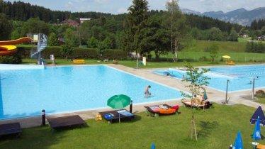 Schwimmbad Bad Häring, © Ferienland Kufstein