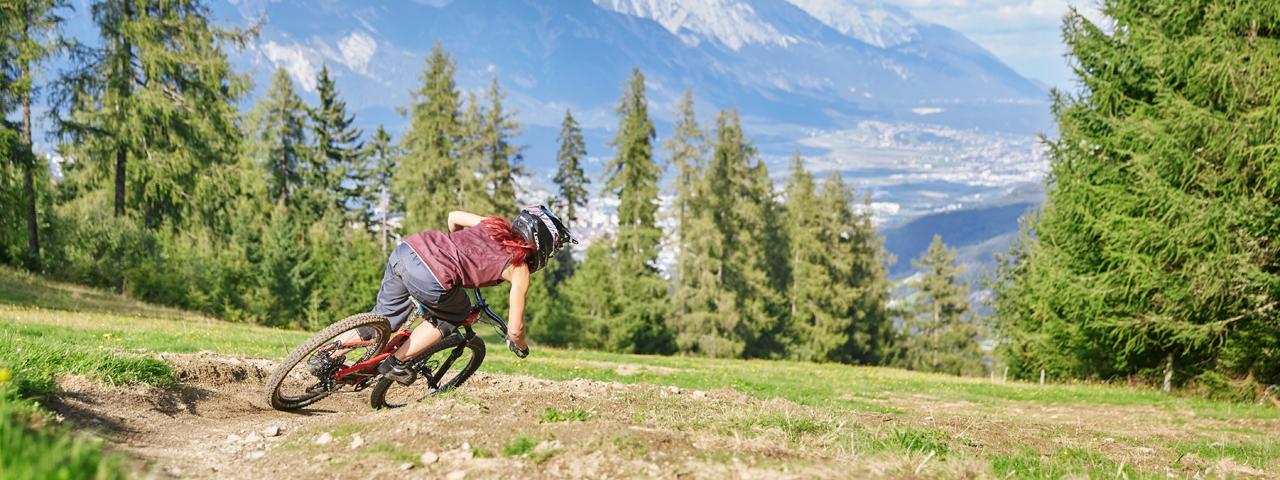 Innsbruck single trail
